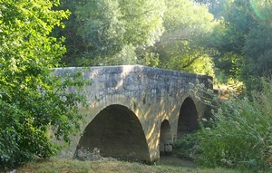 Le pont d'Artigues